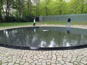Gypsy memorial Berlin